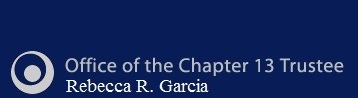 Office of Chapter 13 Trustee Rebecca R Garcia